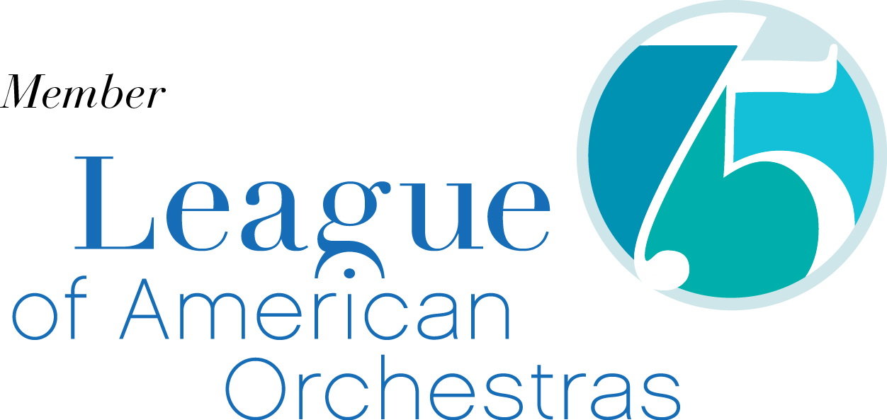 Member: League of American Orchestras 75th Anniversary Logo