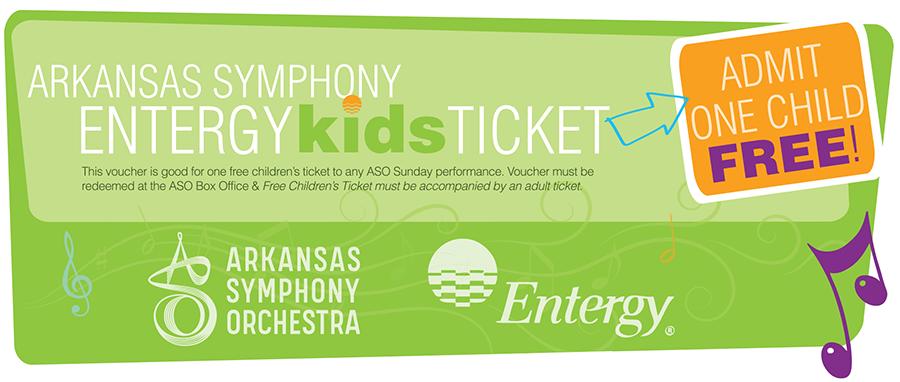 entergy kids ticket front