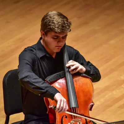 Musician in the Spotlight, Youth Orchestra Edition: Wilson Vanderslice